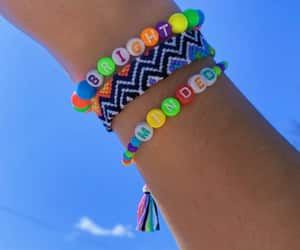 arm candy, bracelet, and cloud image