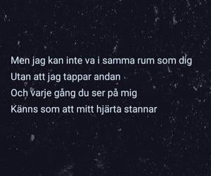 Lyrics, musik, and swedish image