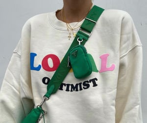 accessories, casual, and details image