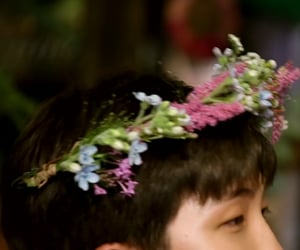details, cute, and flower crown image