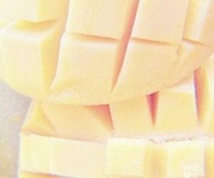 fruit, pastel, and mango image