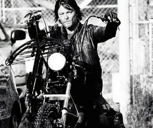 motorcycles, norman reedus, and twd image