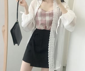 asian, outfits, and ulzzang image