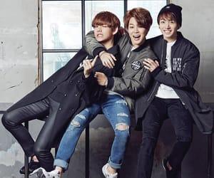army, jungkook, and k-pop image