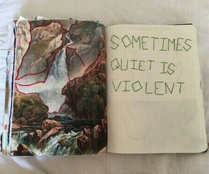 hurt, violence, and quotes image