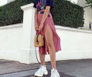 Balenciaga, fashion, and summer image