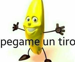 banana, meme, and Risa image