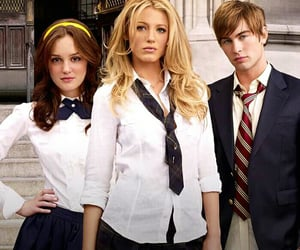 article, if i were in gossip girl, and blair waldorf image