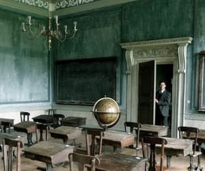 blackboard, emerald, and old image