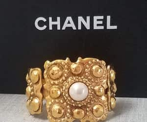 chanel, paris, and chanel bracelet image