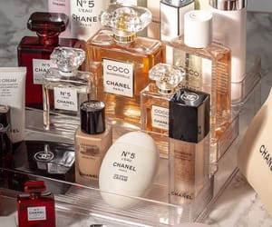 chanel, parfum, and chic image