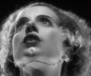 Bride of Frankenstein, hollywood, and Halloween image