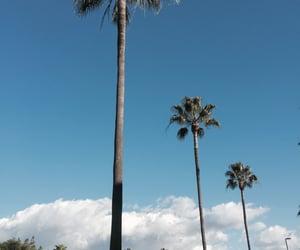 california, clouds, and la image