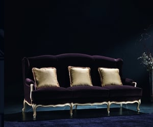 cozy, furnitures, and gold image