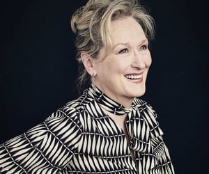 actrice, famous, and meryl streep image