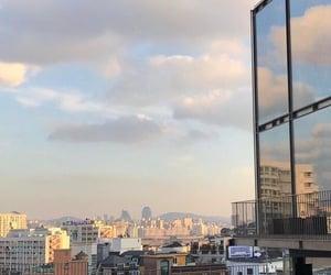 scenery, seoul, and busan image