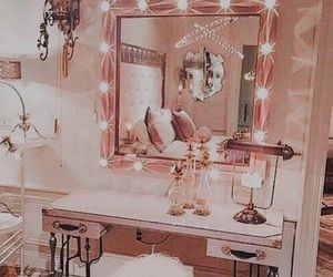 aesthetic, bedroom, and decorating image