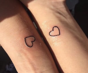 couple, hand, and heart image