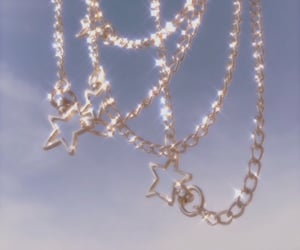 aesthetic, chain, and jewelry image