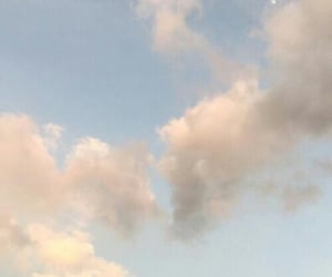 aesthetic, sky, and clouds image