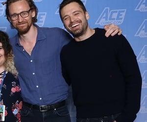 Avengers, tom hiddleston, and Marvel image