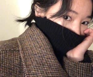 korean style, dailylook, and korean fashion image