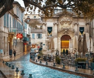travel, france, and city image