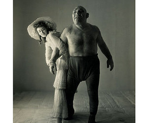 beauty and the beast, maurice tillet, and shrek image