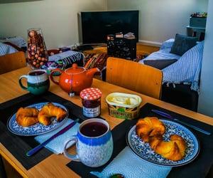 aliceinwonderland, croissant, and homemade image