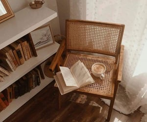 bibliophile, book, and home image