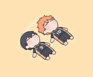 anime, hinata, and kawaii image