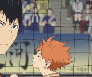 anime, haikyuu!!, and tobio image