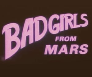 aesthetic, pink, and bad girls image