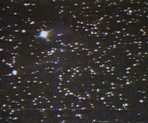 aesthetic, dark, and stars image