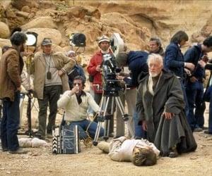 luke skywalker, obi wan kenobi, and star wars image