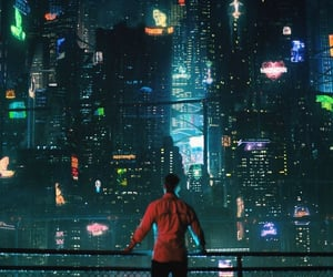 future, tv series, and altered carbon image