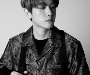exo, superm, and baekhyun image