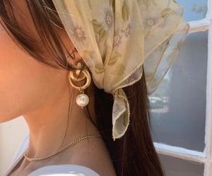 bandana, jewelry, and designer image