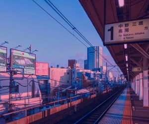 japan, aesthetic, and tokyo image