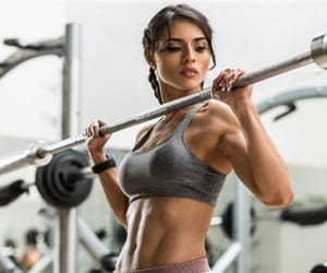 fitness, health, and body building image