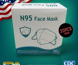 face mask, n95, and respirator image