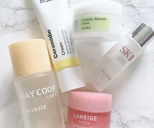skincare, white, and kbeauty image
