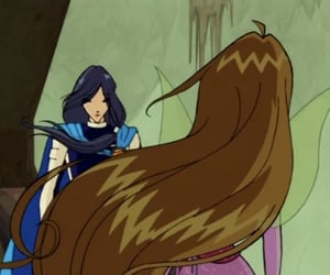 aesthetic, flora, and winxclub image