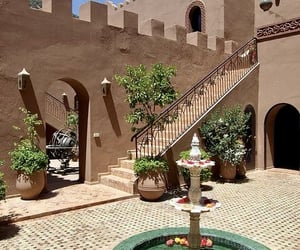 architecture and maroc image