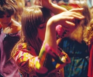 hippie, tumblr, and vintage girl image