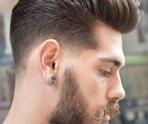 mens hair cut, mens short hairstyles, and short mens hairstyles image