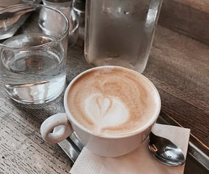 coffe, delicious, and food image