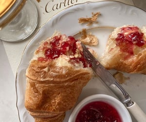 breakfast, cartier, and fancy image