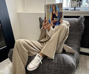 converse, fashion, and magazine image