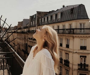 girl, fashion, and places image